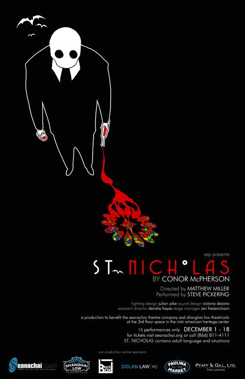 ST. NICHOLAS Poster -Kyzivat
