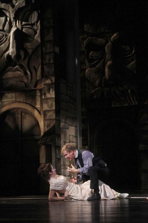 Hamlet-Ophelia