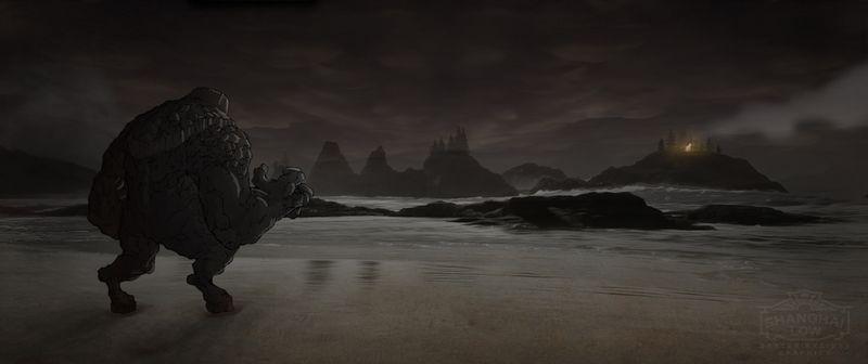 Moon Crusher Coast